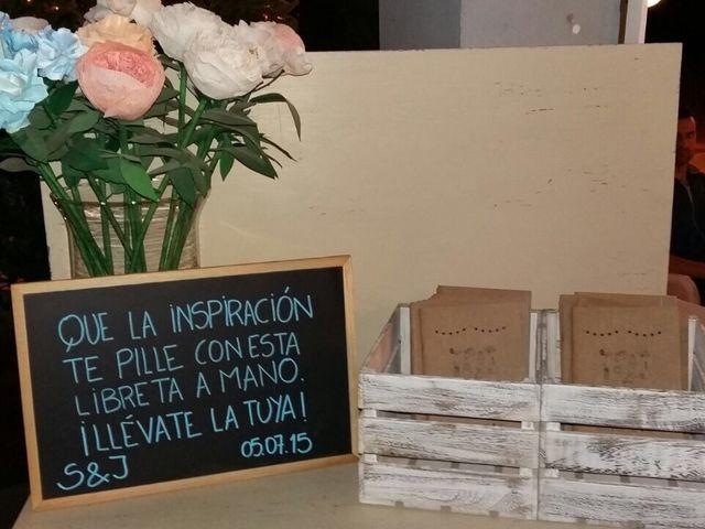 La boda de Jess y Silvia en Canet De Mar, Barcelona 17