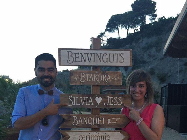 La boda de Jess y Silvia en Canet De Mar, Barcelona 18