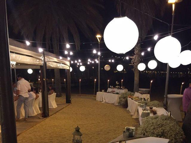La boda de Jess y Silvia en Canet De Mar, Barcelona 21