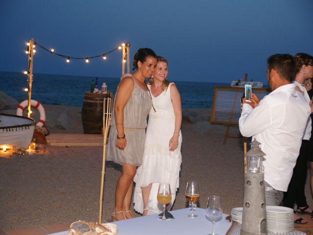 La boda de Jess y Silvia en Canet De Mar, Barcelona 27