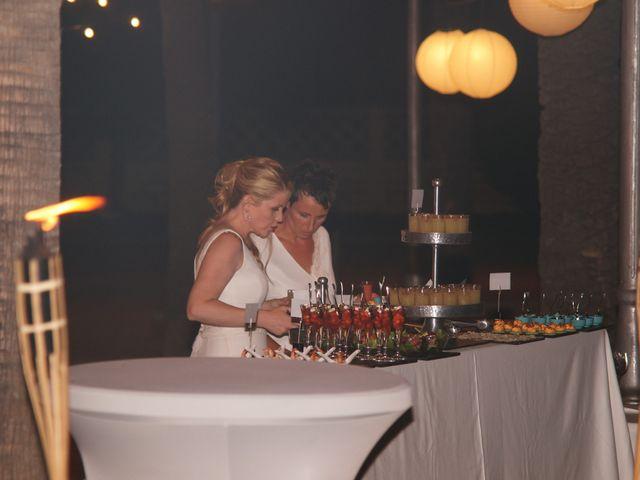 La boda de Jess y Silvia en Canet De Mar, Barcelona 28