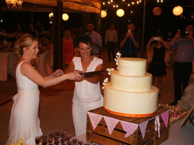 La boda de Jess y Silvia en Canet De Mar, Barcelona 30