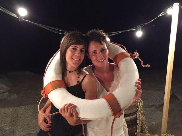 La boda de Jess y Silvia en Canet De Mar, Barcelona 36