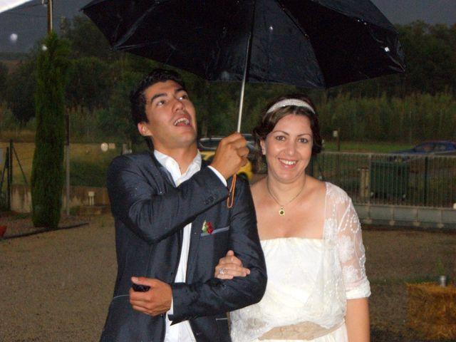 La boda de Roger y Claudia en Vilobi D'onyar, Girona 8