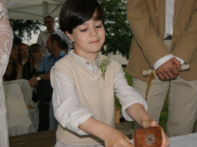 La boda de Roger y Claudia en Vilobi D'onyar, Girona 14
