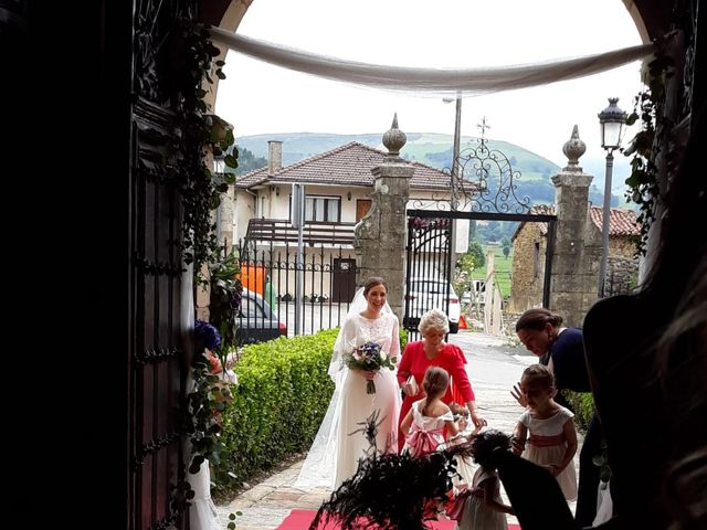 La boda de Javier y Belén en Villacarriedo, Cantabria 17
