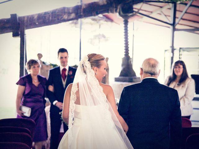 La boda de Mikel y Ana en Loiu, Vizcaya 9