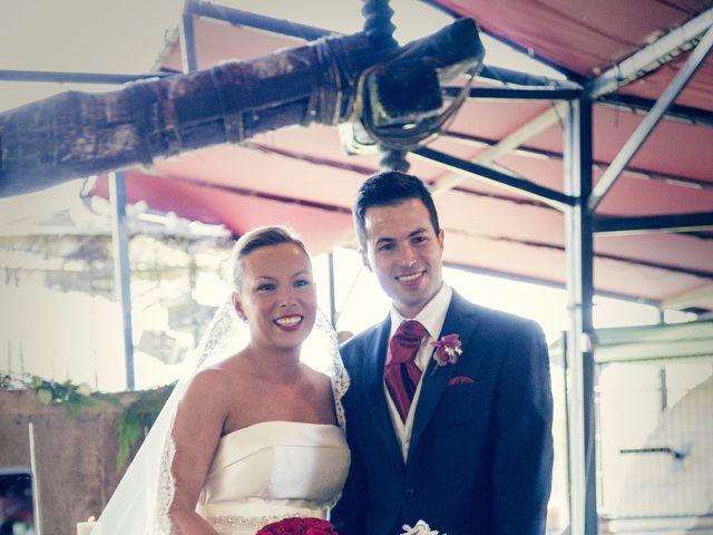 La boda de Mikel y Ana en Loiu, Vizcaya 30