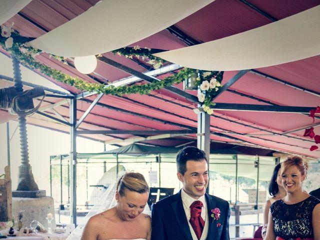 La boda de Mikel y Ana en Loiu, Vizcaya 31