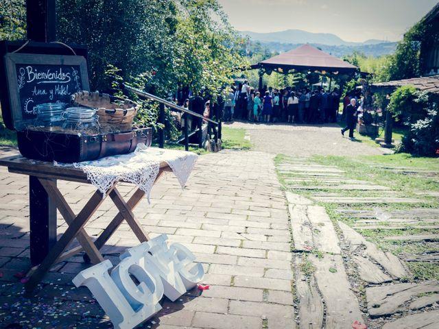 La boda de Mikel y Ana en Loiu, Vizcaya 46
