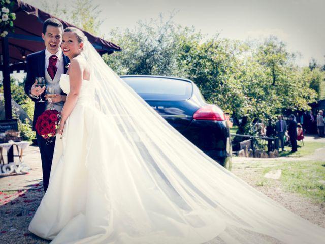 La boda de Mikel y Ana en Loiu, Vizcaya 1