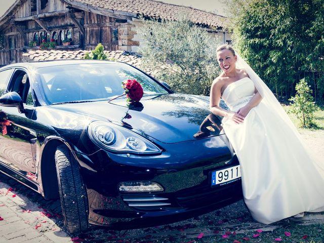La boda de Mikel y Ana en Loiu, Vizcaya 47