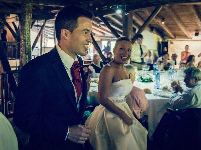 La boda de Mikel y Ana en Loiu, Vizcaya 49