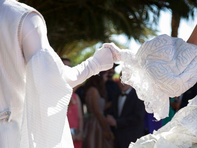 La boda de Fede y Rubén en Valencia, Valencia 3