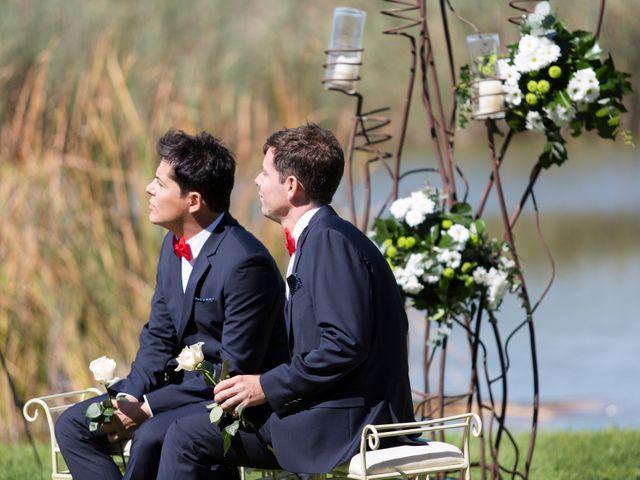 La boda de Fede y Rubén en Valencia, Valencia 13