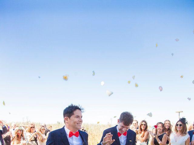 La boda de Fede y Rubén en Valencia, Valencia 20