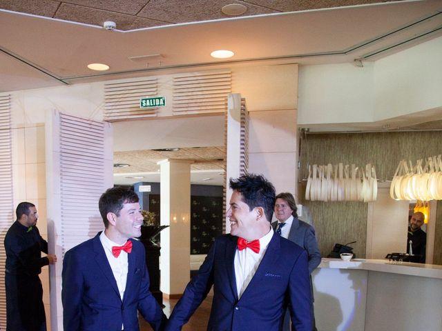 La boda de Fede y Rubén en Valencia, Valencia 22