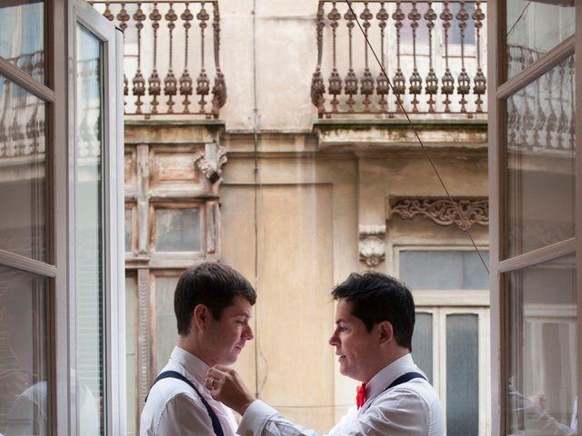 La boda de Fede y Rubén en Valencia, Valencia 24