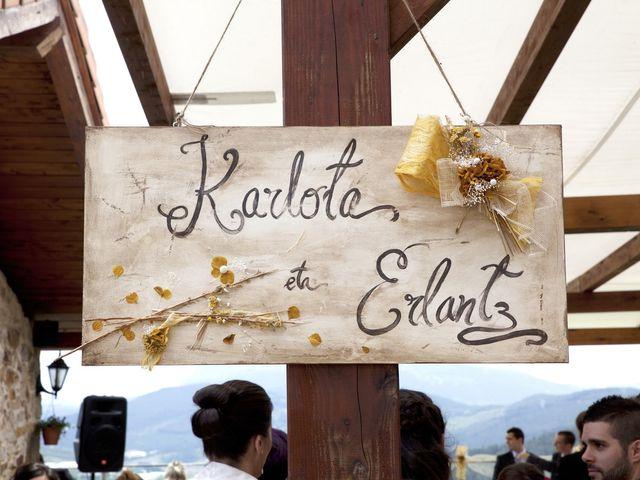 La boda de Erlantz y Karlota en Larrabetzu, Vizcaya 9