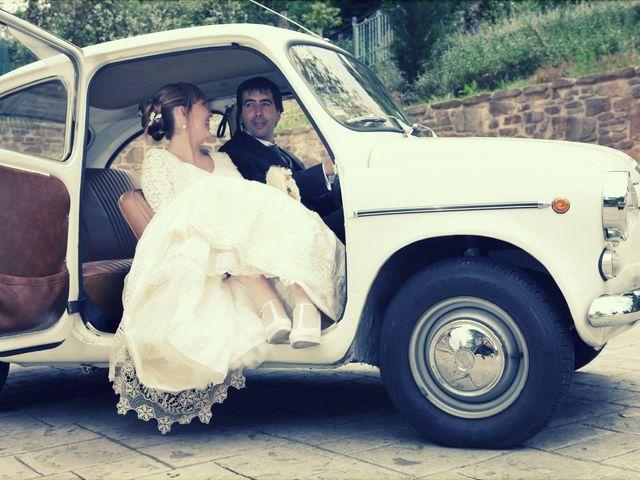 La boda de Erlantz y Karlota en Larrabetzu, Vizcaya 1
