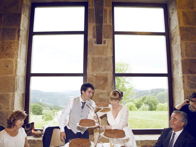La boda de Erlantz y Karlota en Larrabetzu, Vizcaya 17