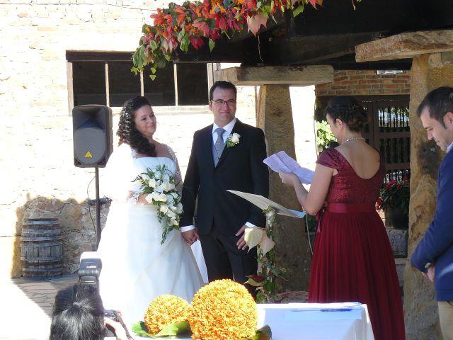 La boda de Carles y Eva en Cangas De Onis, Asturias 1