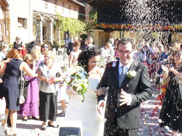 La boda de Carles y Eva en Cangas De Onis, Asturias 2
