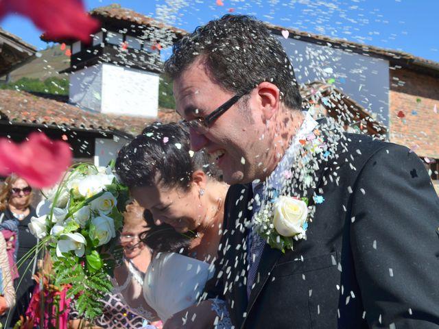 La boda de Carles y Eva en Cangas De Onis, Asturias 34