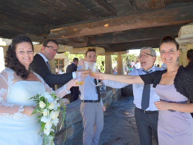 La boda de Carles y Eva en Cangas De Onis, Asturias 35