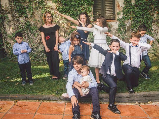 La boda de David y Mónica en Torrelles De Llobregat, Barcelona 42