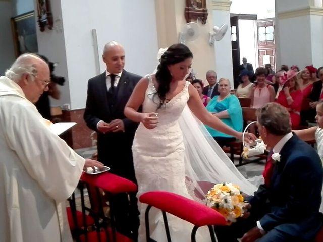 La boda de Manuel y Sandra en El Puerto De Santa Maria, Cádiz 1