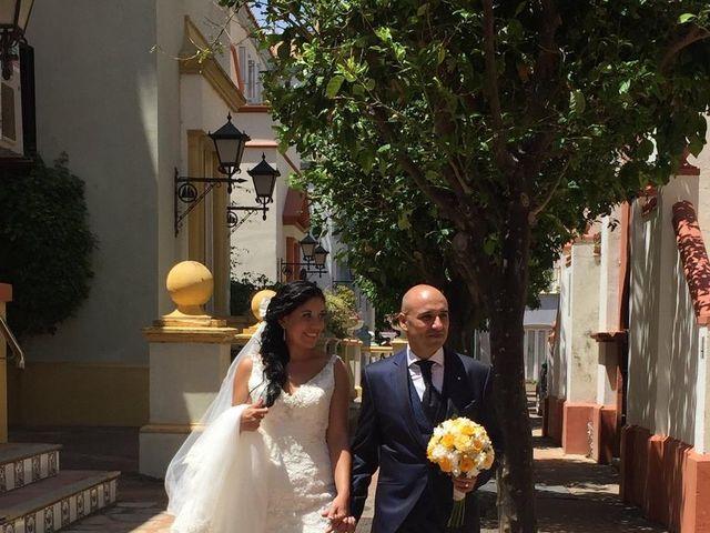 La boda de Manuel y Sandra en El Puerto De Santa Maria, Cádiz 12