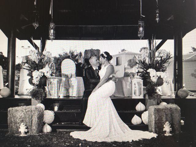 La boda de Francisco  y Patricia  en Puerto De La Cruz, Santa Cruz de Tenerife 4