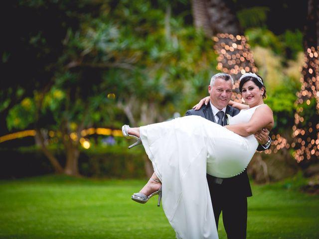 La boda de Francisco  y Patricia  en Puerto De La Cruz, Santa Cruz de Tenerife 2