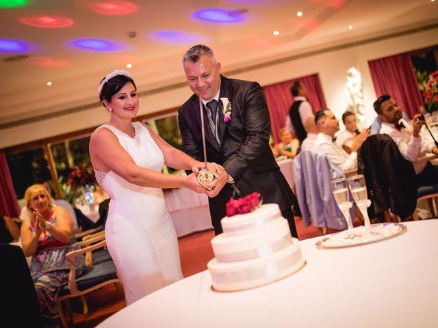 La boda de Francisco  y Patricia  en Puerto De La Cruz, Santa Cruz de Tenerife 6