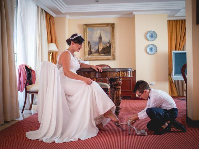 La boda de Francisco  y Patricia  en Puerto De La Cruz, Santa Cruz de Tenerife 23