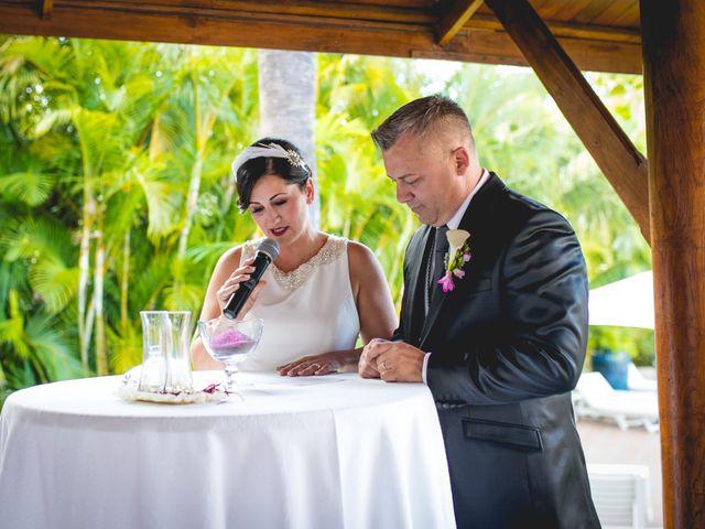 La boda de Francisco  y Patricia  en Puerto De La Cruz, Santa Cruz de Tenerife 26