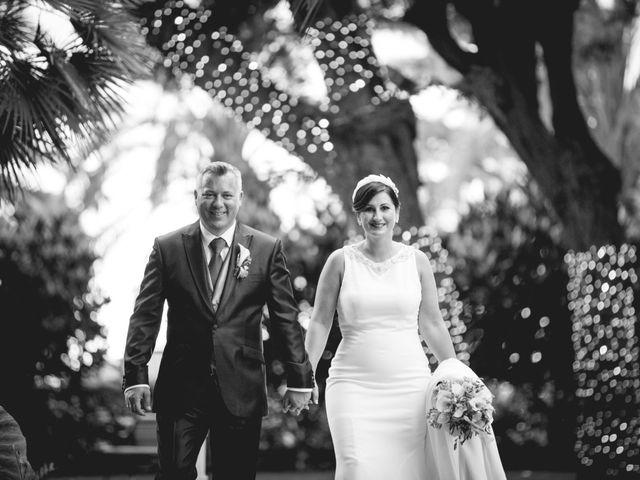 La boda de Francisco  y Patricia  en Puerto De La Cruz, Santa Cruz de Tenerife 30