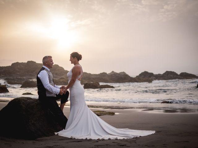 La boda de Francisco  y Patricia  en Puerto De La Cruz, Santa Cruz de Tenerife 36