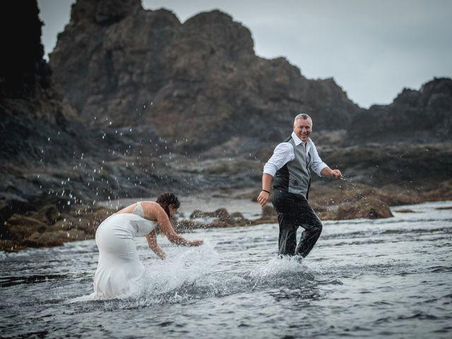 La boda de Francisco  y Patricia  en Puerto De La Cruz, Santa Cruz de Tenerife 41