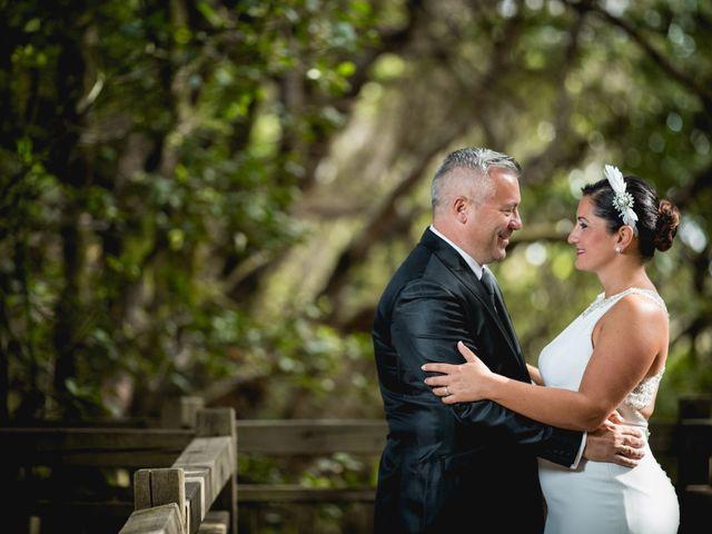 La boda de Francisco  y Patricia  en Puerto De La Cruz, Santa Cruz de Tenerife 45