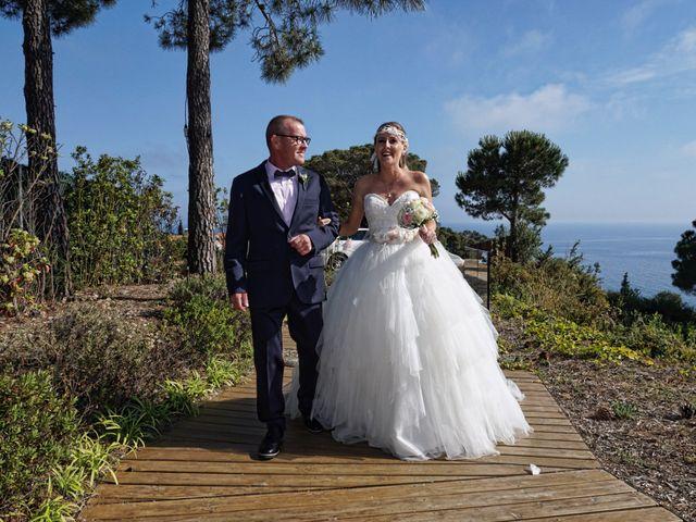 La boda de Marc y Melania en Lloret De Mar, Girona 10
