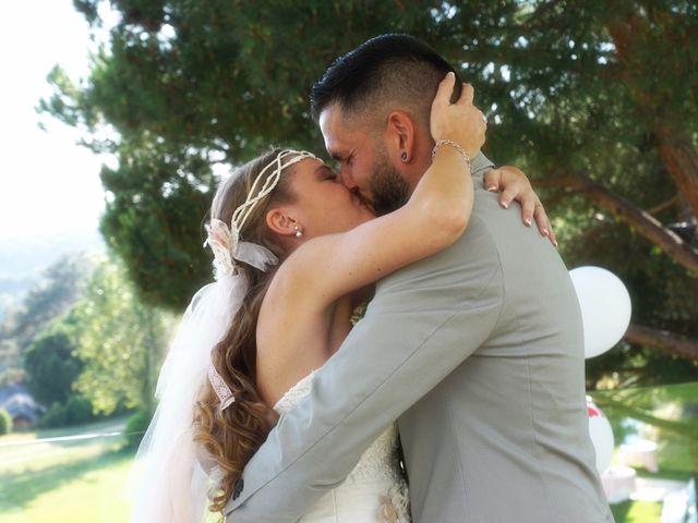 La boda de Melania y Marc
