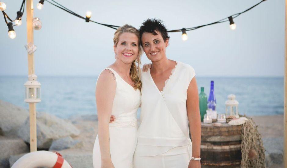 La boda de Jess y Silvia en Canet De Mar, Barcelona