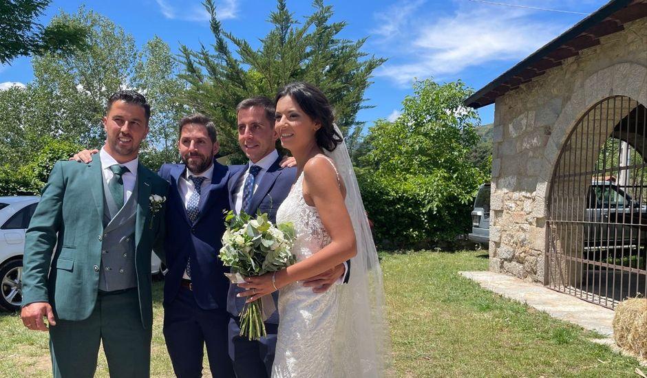 La boda de Juan Carlos  y Maria en Cercedilla, Madrid