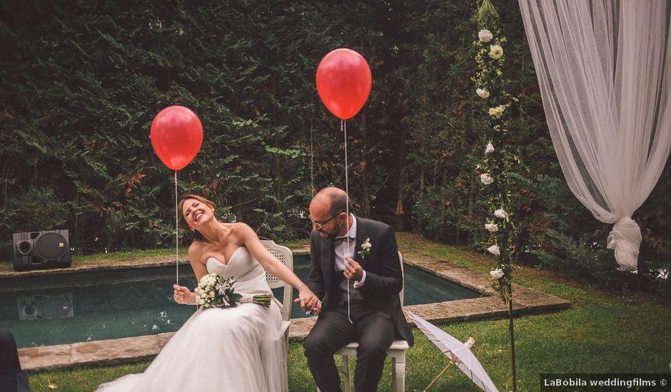 La boda de David y Mónica en Torrelles De Llobregat, Barcelona