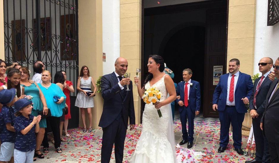 La boda de Manuel y Sandra en El Puerto De Santa Maria, Cádiz
