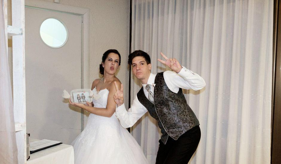 La boda de Gaby y Nerea en Badalona, Barcelona