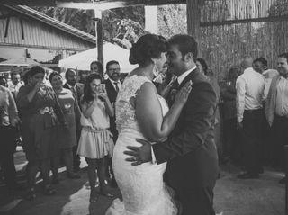 La boda de Mari Luz y José Miguel