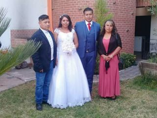 La boda de Nelly Rivera y Luis Cuevas 1